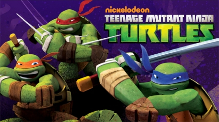 Teenage Mutant Ninja Turtles: Ninja Turtle Tactics 3D