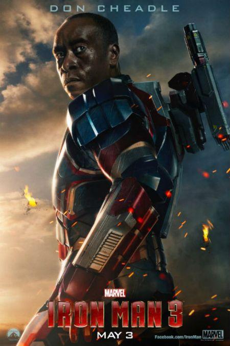Nuevo Poster de Iron Man 3 (3ro)